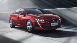 Peugeot ukázal pro zahraniční trh prodlouženou verzi 508