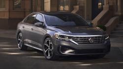 Volkswagen Passat pro Severní Ameriku oplývá luxusem
