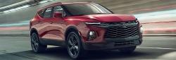 Chevrolet Blazer okouzluje zákazníky svou univerzálností