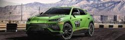 Lamborghini odhalilo koncept závodního SUV