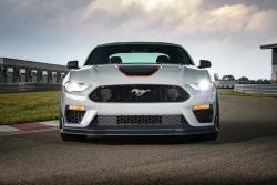 Ford oprášil Mustang v provedeních Mach 1