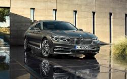 Nové BMW 7