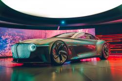 Bentley se v Ženevě chystá odhalit nové GT. Půjde o exkluzivní kousek