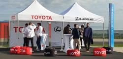 LEXUS v Mostě představil své portfolio inovovaných aut