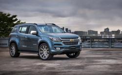 Spousta místa a parádní jízdní vlastnosti, to je Blazer od Chevroletu