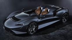 McLaren odhalil nový úžasný kousek ze své sbírky, okna ani střechu u něj nehledejte