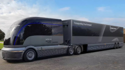 Hyundai představil koncept tahače budoucnosti