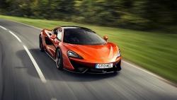Přechod čistě jenom na hybridní pohony. McLaren představil svou vizi do budoucna