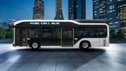 Toyota by měla světu co nevidět představit autobus s palivovými články