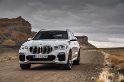 BMW X5 G05 dbá na komfort a pohodlí celé rodiny