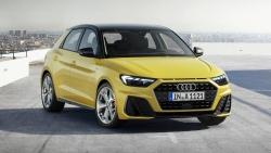 Audi A1 Sportback - ideální partner pro městské cestování