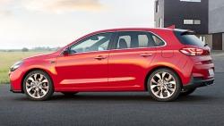 Hyundai se chlubí sportovním paketem pro i30. V Česku se s ním bohužel nesetkáme
