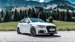 Německá tuningová společnost ABT udělala z Audi RS3 opravdového krále silnic