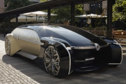 Jak asi budou vypadat taxi budoucnosti? Renault nám představil svou vizi
