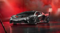 Lamborghini SC18 je krásou, jíž si užije jenom jeden zákazník