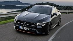 Mercedes CLA vítá ve své druhé generaci více prostoru a sportovnější rysy