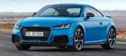 Audi TT RS se dočkalo faceliftu, pyšní se sportovnějším nádechem