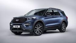 Ford Explorer míří na evropský trh s působivými vlastnostmi