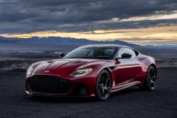 Aston Martin DBS Superleggera je nejrychlejším vozem značky