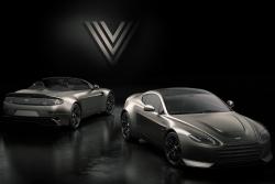 Aston Martin vítá legendární označení V600