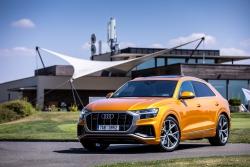 Smršť novinek od Audi korunuje nová Q8 - doposud největší SUV značky