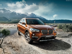 BMW X1 Long Wheelbase 2017