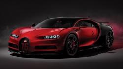 Ještě ostřejší Bugatti Chiron ve verzi Sport přijelo do Ženevy
