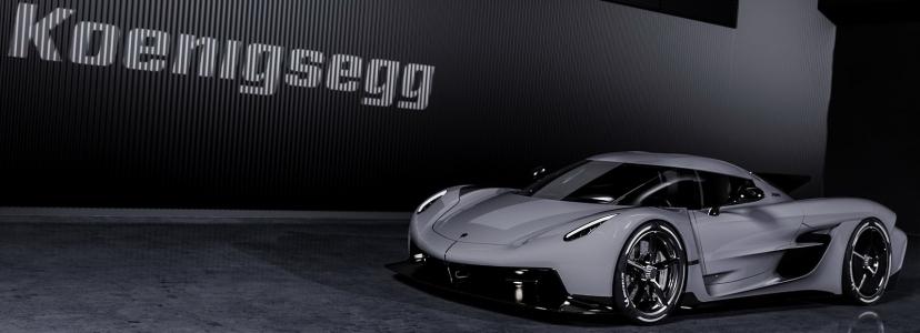 Koenigsegg 2021 Jesko Absolut