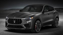 Maserati Levante se dočkalo nové a ostřejší verze Trofeo. Motor mu darovalo Ferrari