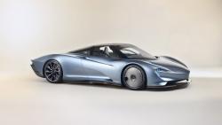 Speedtail od McLarenu připomíná slavnou F1. Umí jet až 403 km/h!
