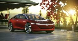 Novinka od Volkswagenu nemá ani volant, ani pedály. Jak tedy potom může jezdit?