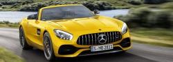 Mercedes-AMG GT Roadster přichází s novým osmiválcem naladěným na 522 koní
