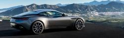 Aston Martin DB11 - ze série 12 nejúžasnějších aut z autosalonu Ženevě 2018
