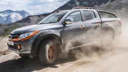 Speciální divize Mitsubishi vítá další pick-up, ten poputuje k 250 šťastlivcům