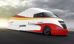 Shell a Airflow Truck Company nám odhalují nový koncept tahače